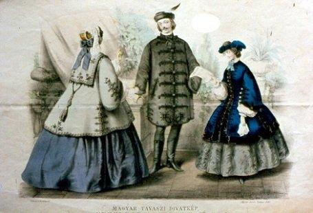 1848 magyar viselete
