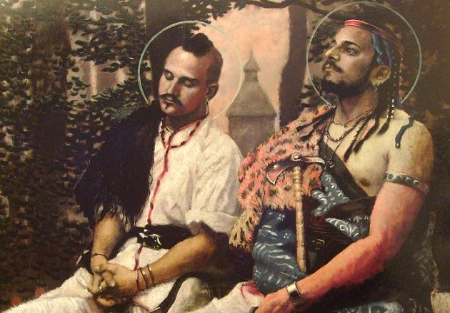 Buda és Attila. Kép forrása: Islanews