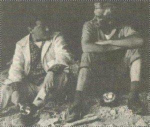 Erich von Däniken találkozása Móricz Jánossal