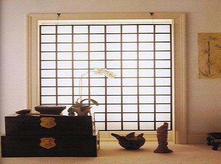 Japános sötétítő ablakon, ajtón