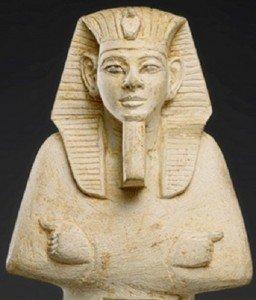 A legnagyobb egyiptomi szarkofágot azonosították