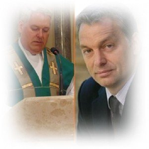 Orbán Viktor 50. születésnapja alkalmából hálaadó szentmise volt a Belvárosi Plébánia Templomban