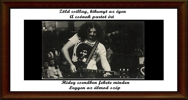 Ő volt minden idők legnagyobb magyar gitárosa