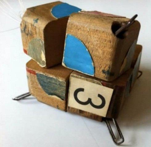 Íme a Rubik-kocka prototípusa – fából + videó