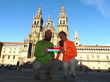 Gyalogos nászút: 3650 km-t gyalogolt egy magyar házaspár