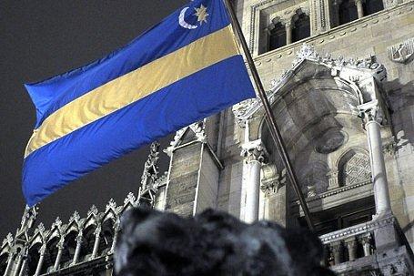 Székely zászlókat ajánl fel a Tisztességes Választásért Alapítvány az önkormányzatoknak