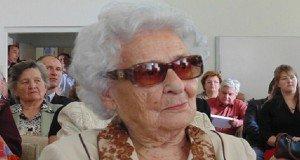A felvidéki Tamás Ilonka nénit gyászoljuk