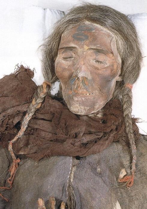 Kína hallgat, de a szép múmiák beszélnek - A titokzatos Tarim-múmiák