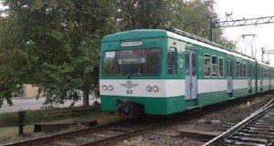 Árnyék: A HÉV az Örs vezér terétől a Keleti pályaudvarig közlekedett