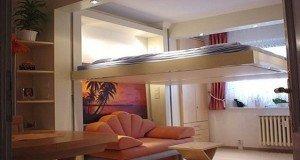 Kihúzható kanapék és kész szekrénysorok helyett