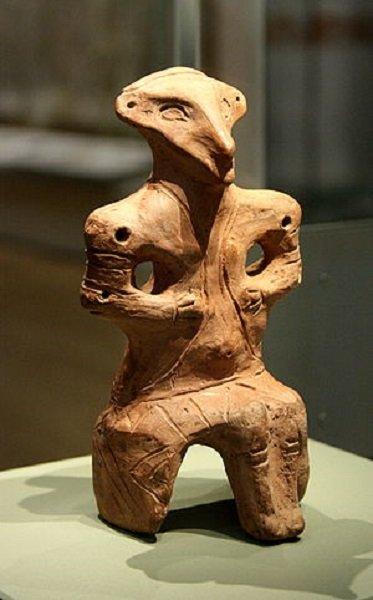 Agyagszobor - Fotó: Ancient Origin