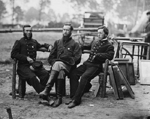 Kovács Dániel: Magyar katonák az amerikai polgárháborúban