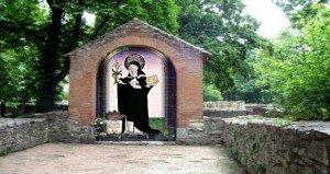 Nyulak-szigetén – Árpád-házi Szent Margit