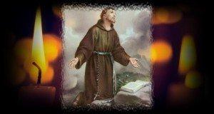Assisi Szent Ferenc imája mindenszentek napjára