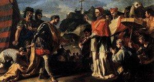 Atilla hun király  Jézus hitűsége