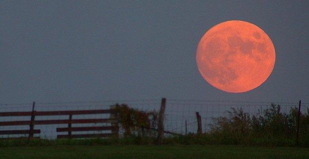 Január 21: Az évtized utolsó holdfogyatkozása