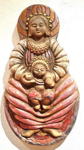 Babba Mária, ősi Istenanyánk.