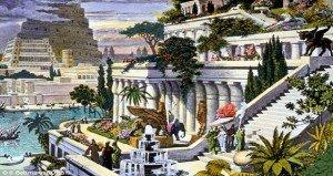 A Babiloni Függőkert nem Babilonban volt