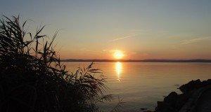 Sok a víz a Balatonban, kiváló a minősége, és nincs algavirágzás sem