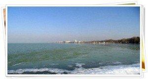 Így ébredezik a Balaton