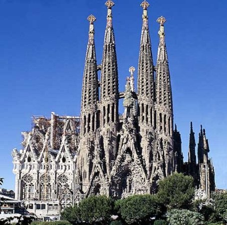 Rovásírás Barcelonában