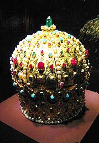 Bocskai István koronája