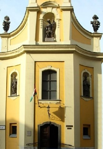Budai Szent Flórián Görög Katolikus templom (II. kerület)