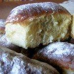 Ebédre: Frissen sült lekváros bukta
