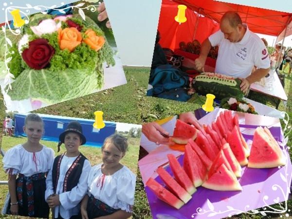 2014. augusztus 2. Csányi Dinnyefesztivál - Az ünnep egyértelmű nyertesei a gyerekek, akik a hagyományokat őrzik - Fotó: Magyar Nő Magazin