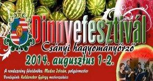 Csány, a magyar mézédes görögdinnye őshazája