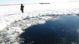 Oroszország – Nem meteorfelhő, hanem egy meteor keltett riadalmat