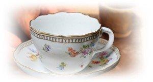 Nemes Kiss Katalin: A teáscsésze