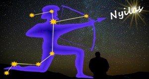 A magyarok csillagjegye a Nyilas