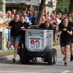 Bányásznap: Csilletoló verseny Oroszlányban