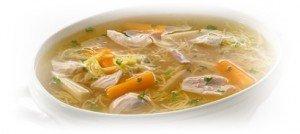 Magyar konyha – Nincsen ebéd leves nélkül