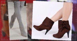 Őszi – téli lábbeli modellek