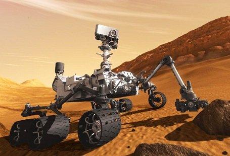 Curiosity – Meglepetés az első marsi kőzetvizsgálatnál