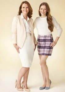 Anya és lánya ruhatára