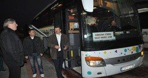 Újraindult a Dunaszerdahely-Győr buszjárat