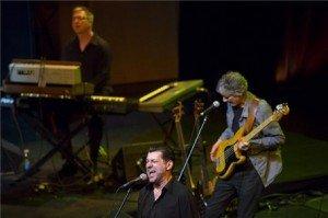 Az East együttes koncertje Budapesten