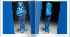 """Ókori távirányítók? – Az """"egyiptomi kék"""""""