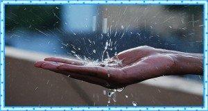 Esővíz, az égi áldás