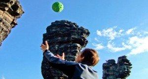 Fényképező labda a legújabb őrület