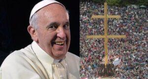 A pápa romániai, majd tervezett csíksomlyói látogatása kapcsán