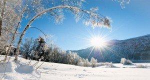 Január a fergeteg hava, amikor összeér a Föld a Nappal