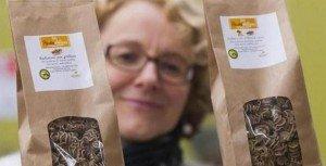 A franciák esze végleg elment- Rovarlisztből készült házi tésztát forgalmaznak