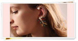 Fülre való fülbevalók