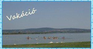 A bársonyos vizű Velencei-tó
