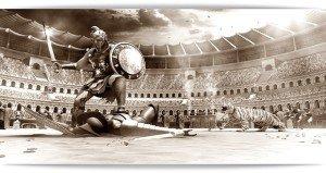 Valóban hamuból készült italt ihattak a gladiátorok