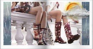 A szükséges rossz legújabb divatja – A gumicsizma nyomában